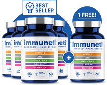 Load image into Gallery viewer, immuneti Formula for Immunity and Overall Health
