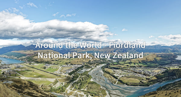 Around The World - New Zealand