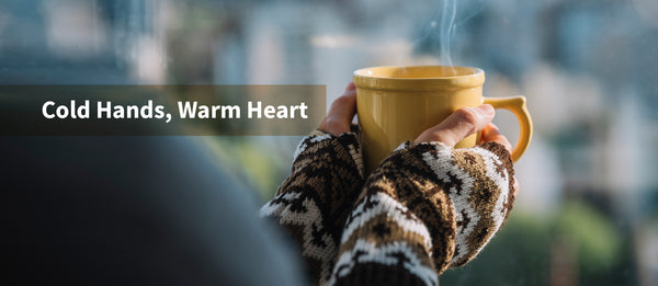 Cold Hands, Warm Heart? Circulation Science Explained
