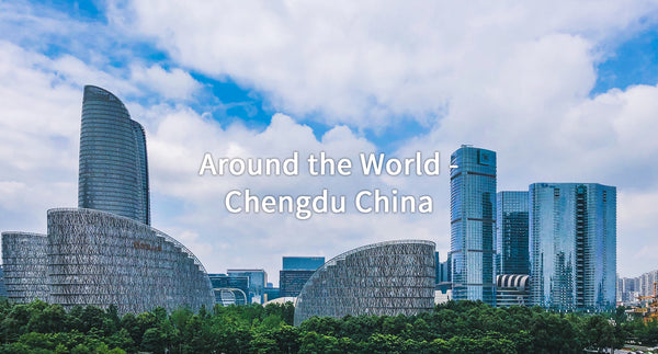 Around The World - Chengdu, China
