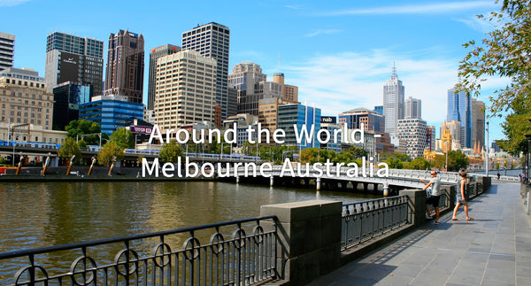 Around the World - Australia, Melbourne