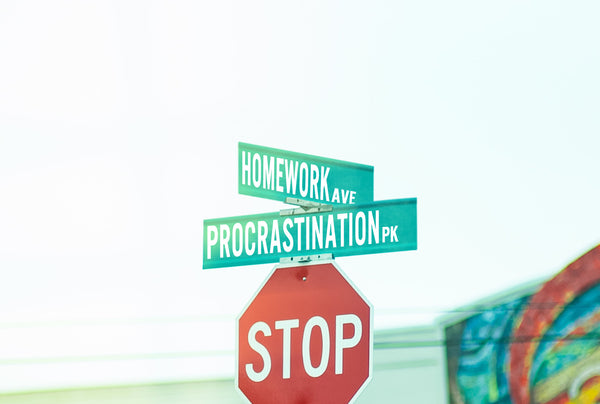 Tips to Overcoming Procrastination