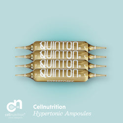 Cellnutrition Quinton Hypertonic Ampoule <br>(Box 30)