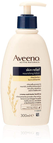 Aveeno Skin Relief Nourishing Lotion w/ Shea Butter - 300ml