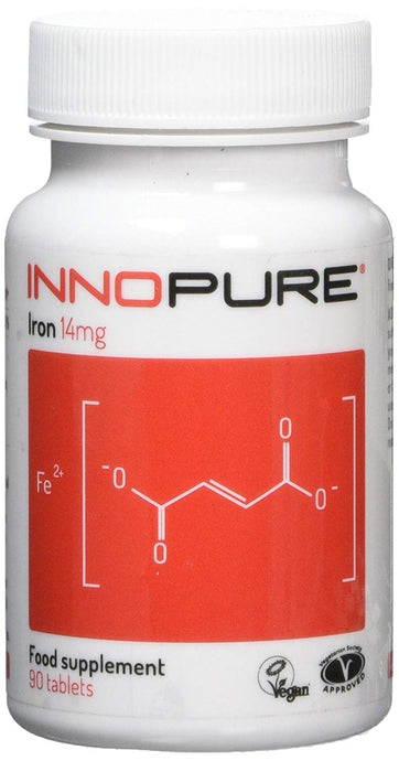 Innopure Iron - 14mg - 90 Tablets