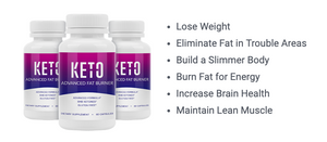 Keto Advanced - 60 capsules