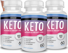 Load image into Gallery viewer, Keto Plus - 60 capsules