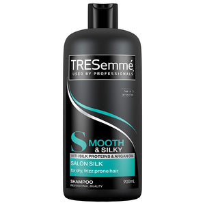 Tresemme Silky Smooth Shampoo - 900 ml - 2 pack