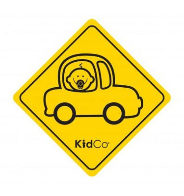 """Baby in Car"" Reflectante (KidCo) - Plane Pal Chile"