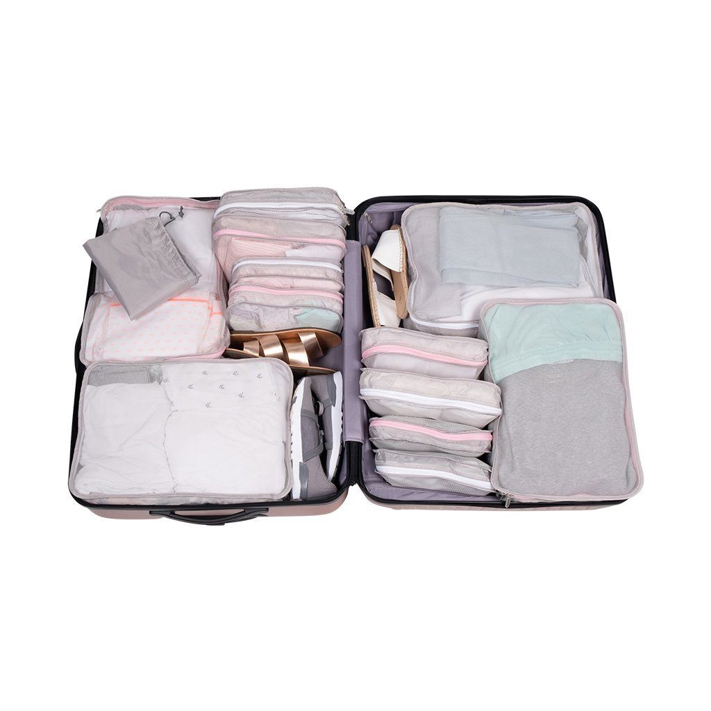 Organizadores de maleta Packing Pals™ Blanco - Plane Pal Chile