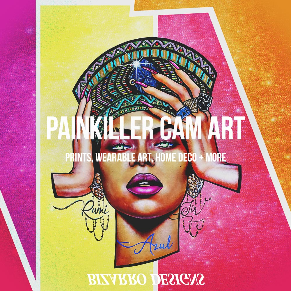 Painkiller Cam | Shop All