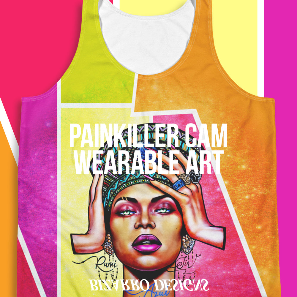 Painkiller Cam | Wearable Art