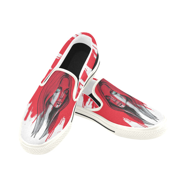 """Carrie"" Women's Slip-Ons 