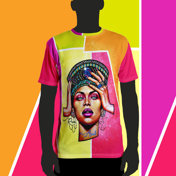 """Beyoncé x Homecoming x Qween"" Men's T-Shirt 