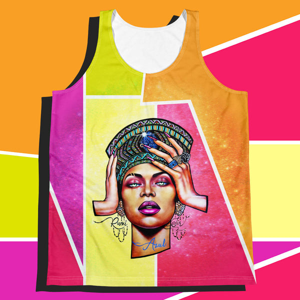 """Beyoncé x Homecoming x Qween"" Men's Tank Top 