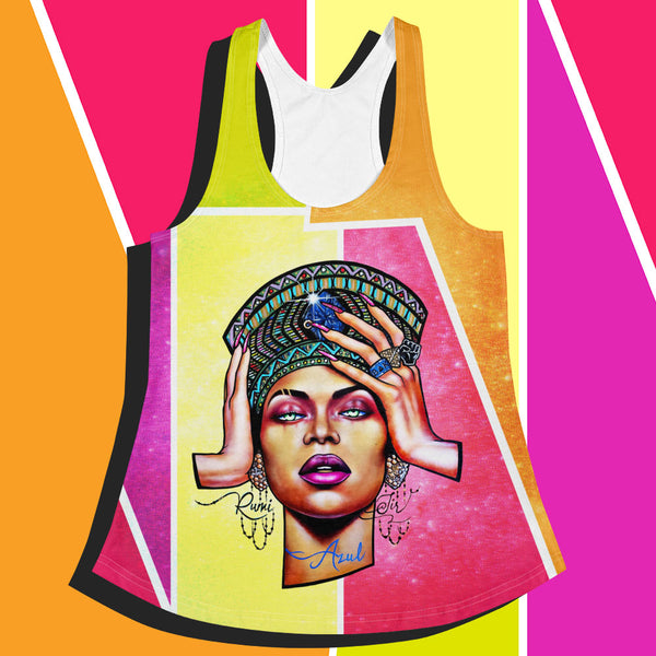 """Beyoncé x Homecoming x Qween"" Women's Racerback 
