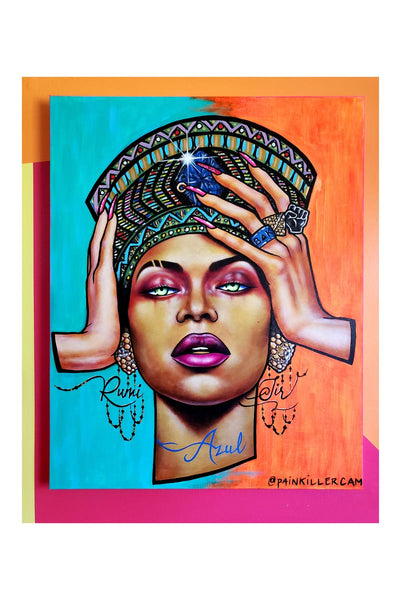 """Beyoncé x Homecoming x Qween"" Prints 