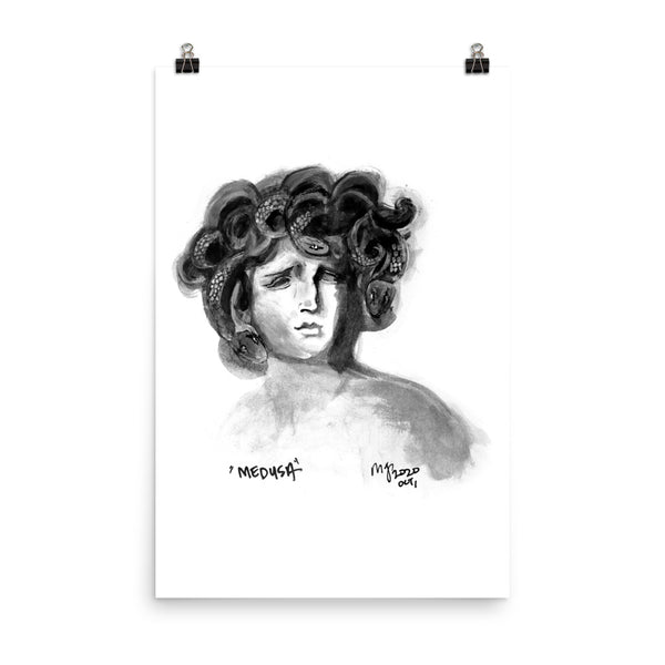"""Medusa"" Prints 