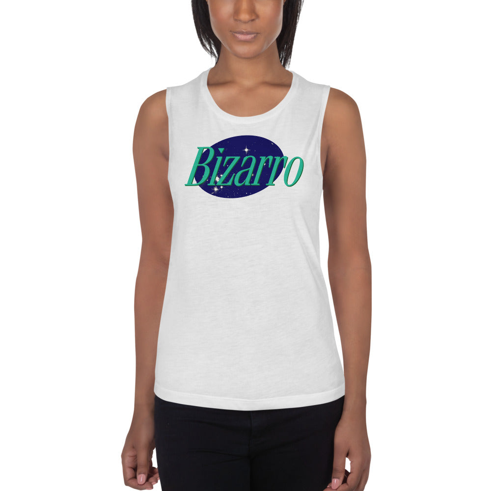 Bizarro Season 9 Logo Women's Tank Top