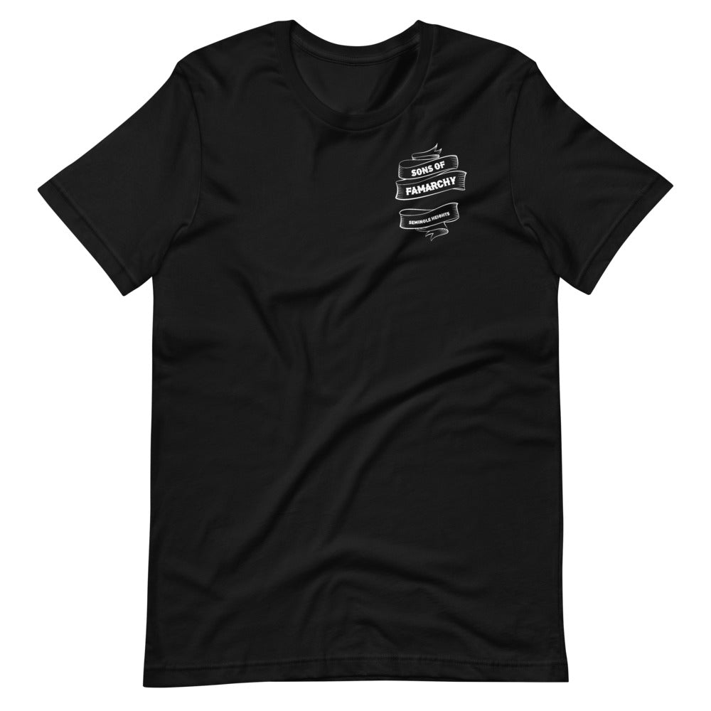 SOFam Seminole Heights Chest Logo T-Shirt | FAMAF