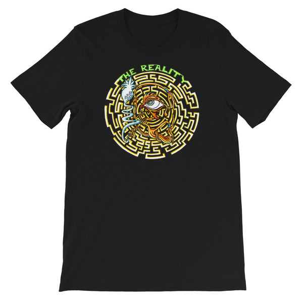 The Reality Maze Unisex T-Shirt