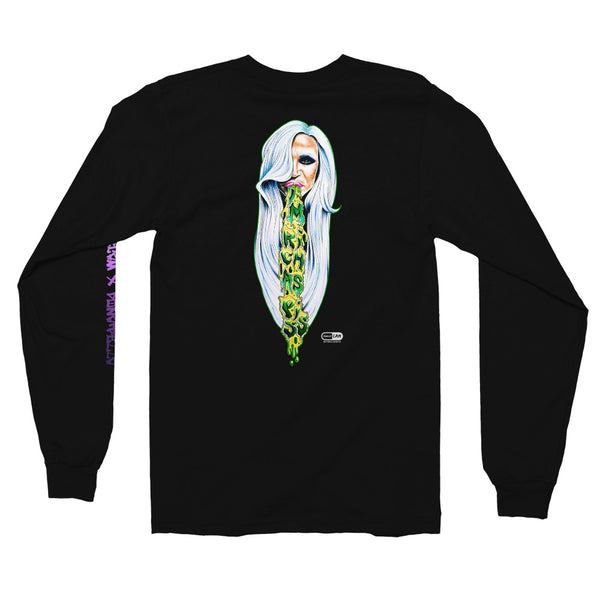 """I'm Rich As Piss"" Unisex Long Sleeve T-Shirt 