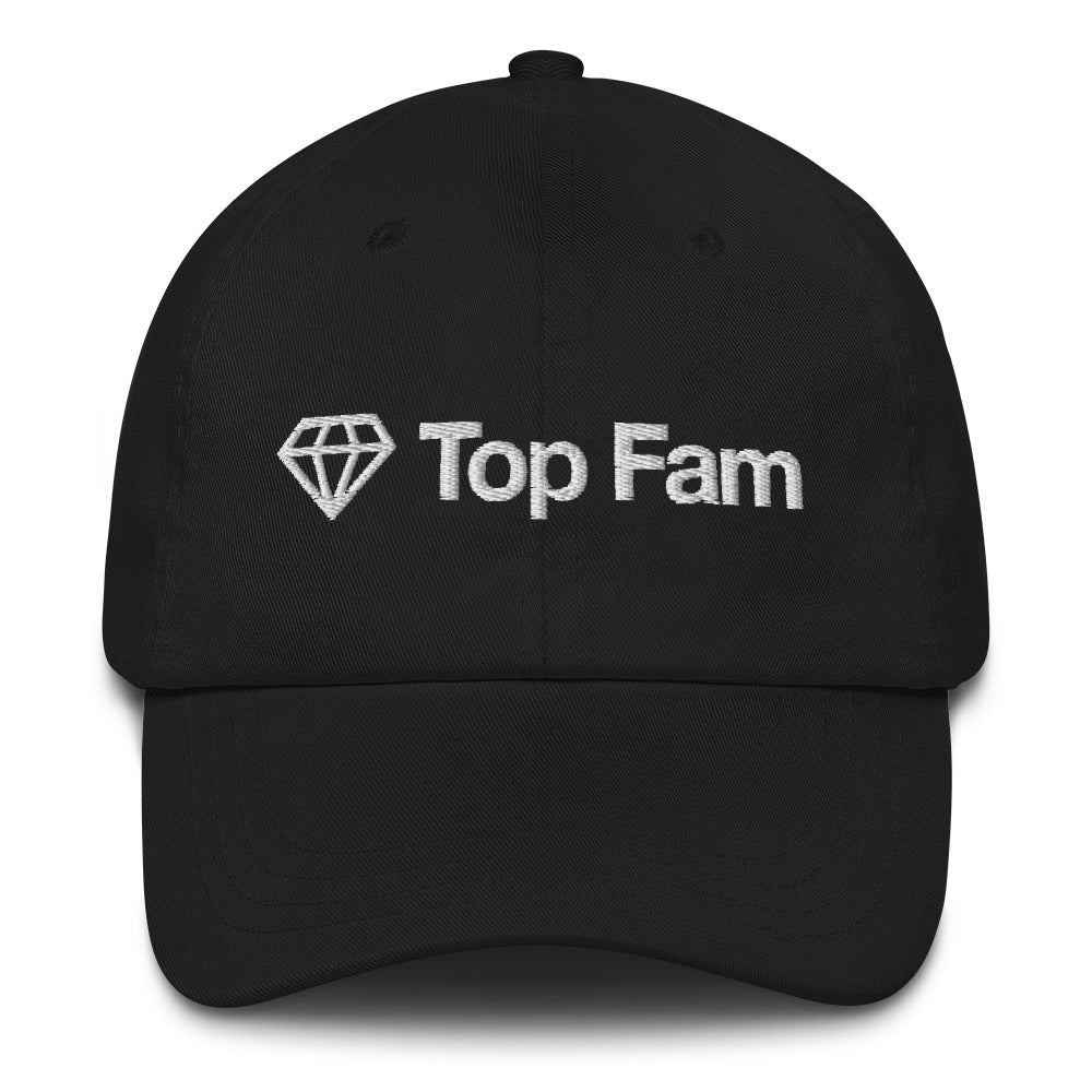Top Fam Dad Cap