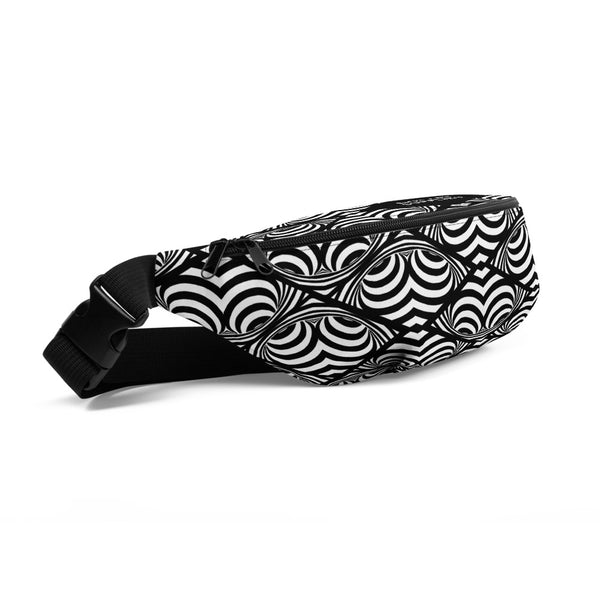 """NOT ART SUPPLIES"" Sun Swirl Fanny Pack 