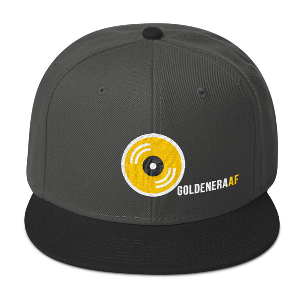 GoldenEra Gold Record Snapback