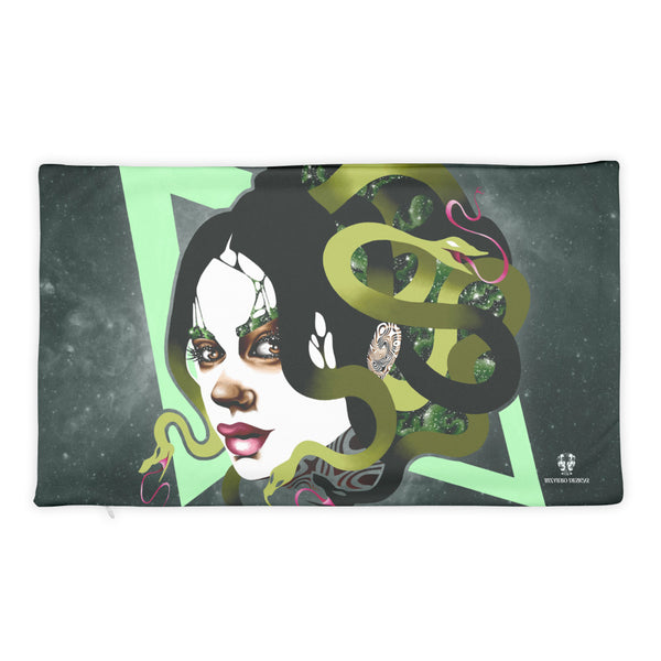"""Medusa"" Pillow Case 