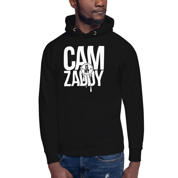CAM IS MY ZADDY Unisex Hoodie | Painkiller Cam
