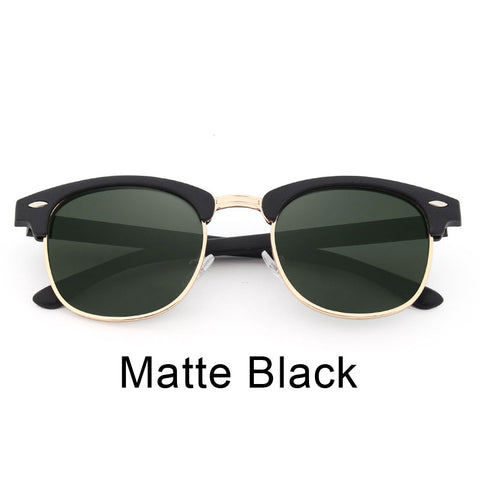 Image of Retro Club Style Frame - Size Medium - Eyewear Glasses Store
