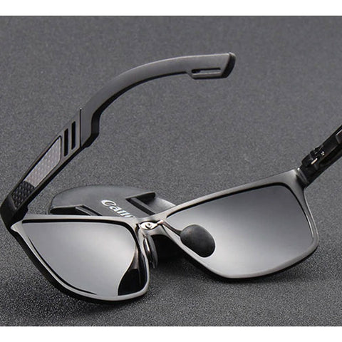 Polarized Aluminum Alloy - Size Wide - Eyewear Glasses Store