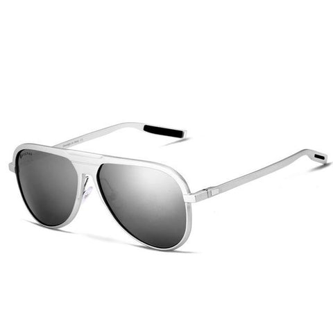 Polarized Aluminum Mirrored - Size Wide - Eyewear Glasses Store