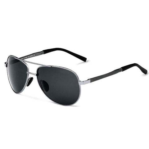 Image of Designer Aviator Polarized - Size Wide - Eyewear Glasses Store