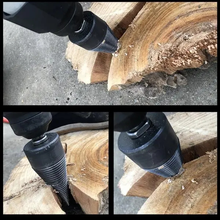 Load image into Gallery viewer, Firewood Drill Bit