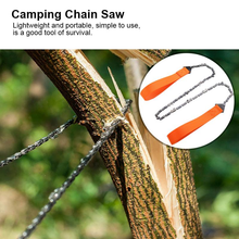 Load image into Gallery viewer, Portable Handheld Survival Chain Saw