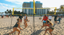 Load image into Gallery viewer, (Last stock &Hot sale) Cross-shaped volleyball game set