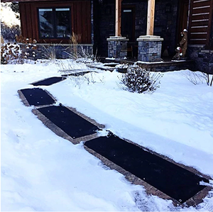 Snow Melting Mats