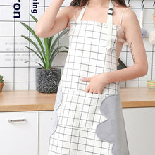 Load image into Gallery viewer, Thickened Waterproof Apron