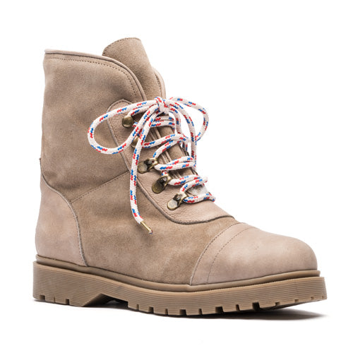 Mountain Boots Taupe
