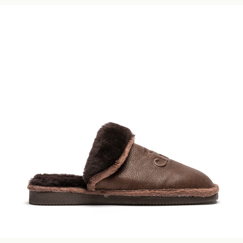 Home Slipper Brown