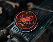 Steam Punk Puffy Punk Matte Hårpomade