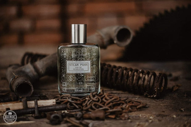 Steam Punk - Eau De Revolution