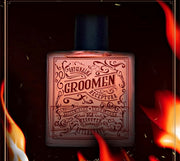 Groomen Fire Aftershave