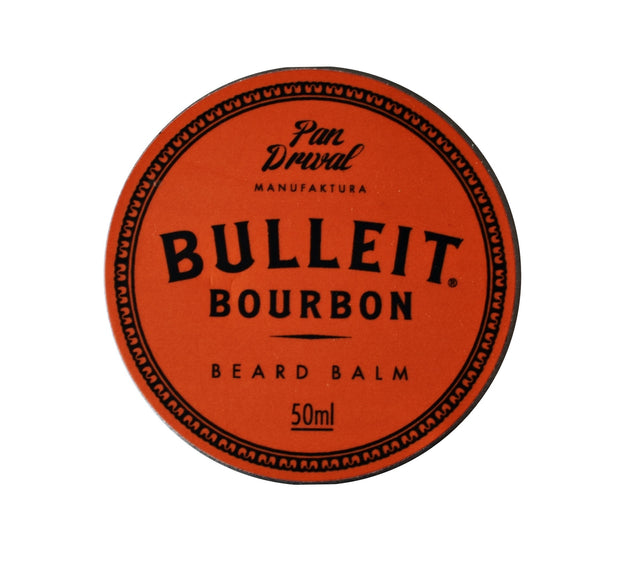 Bulleit Bourbon - Beard Balm