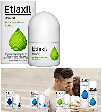 Etiaxil Comfort Antiperspirant Roll-on