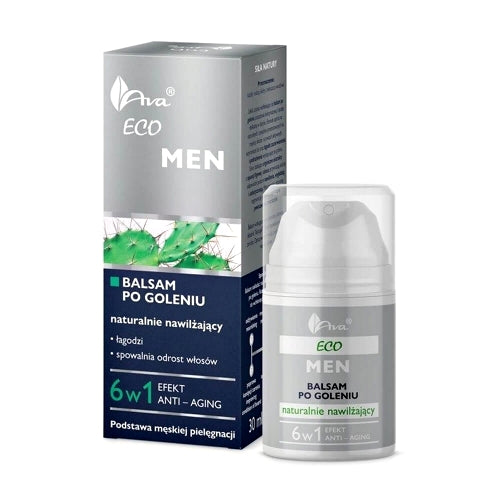 Ava Eco Men Aftershave balsam
