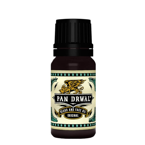 Pan Drwal Skjeggolje - Beard oil