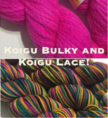 chiagu.com Koigu Bulky and Lace
